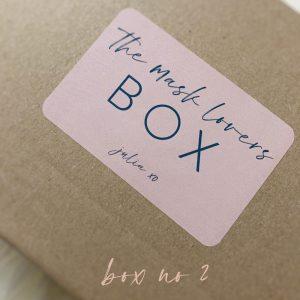 Mask Lovers Box No 2